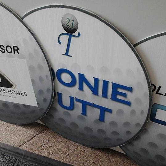 Golf Sign 2