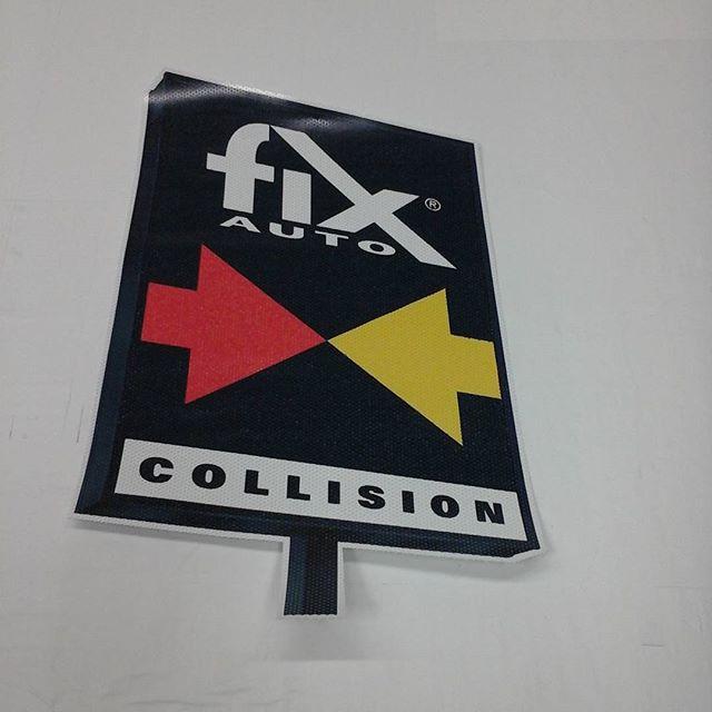 Contour Cut Signs