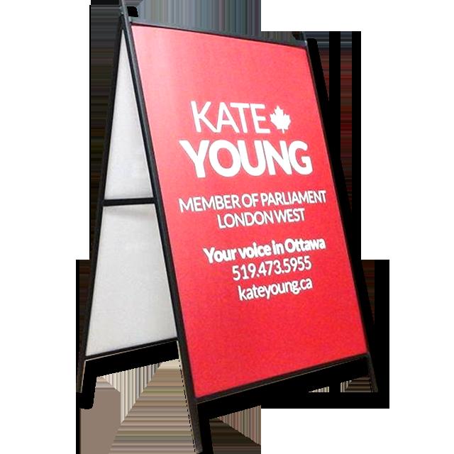 Large A-Frames
