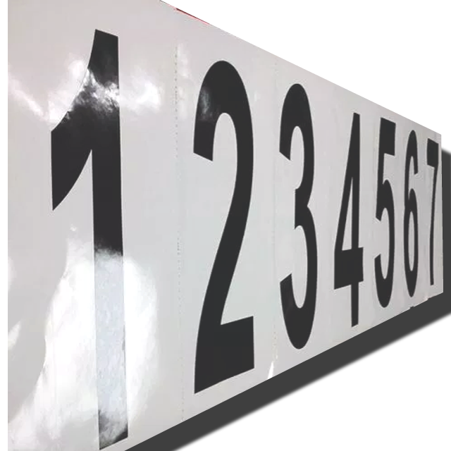 Large Vinyl Numbers