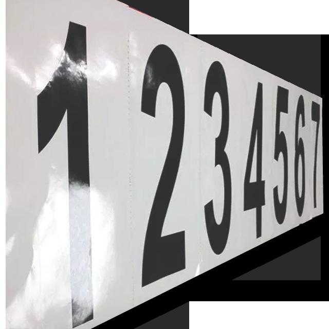 Large Vinyl Numbers