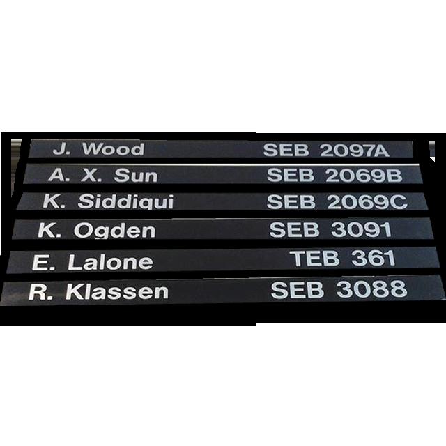 Directory Sliders
