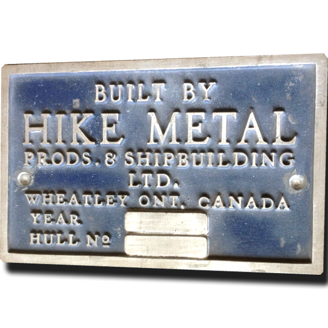 Aluminum Plaques