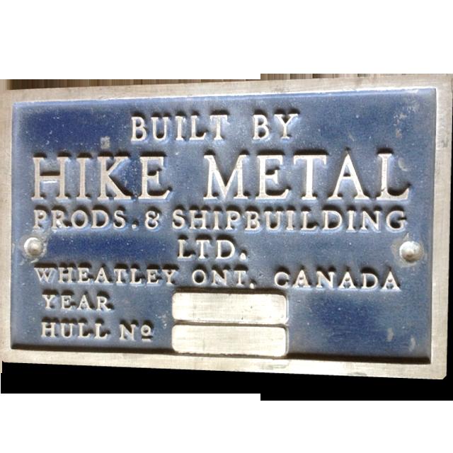 Aluminum Plaques