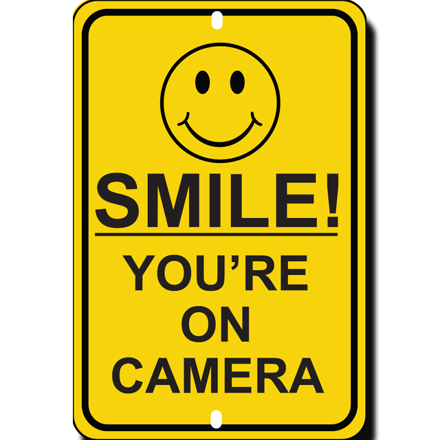 Smile For Camera