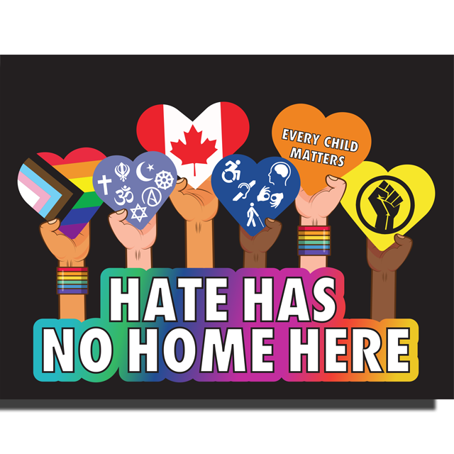 Hate No Home Here